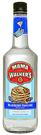 Mama Walkers Liqueur Blueberry Pancake